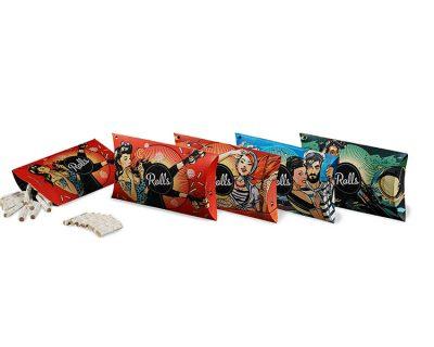 Das Rolls filter VIP-Pack ist unser Topseller mit 60 Smart Filtern