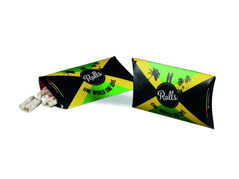 Die Rolls Smart Filter gibt es auch in der extrabreiten Jamaica-Edition (7mm)